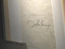 Johnsautograph