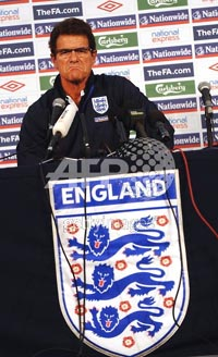 Englandmanager