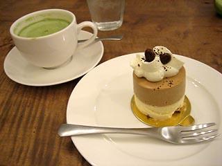 Cafeaulaitcake